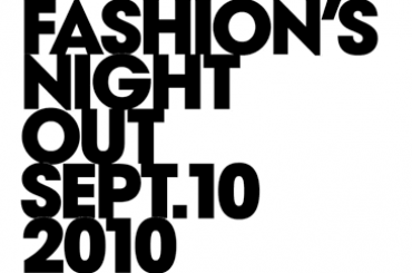 FASHION'S NIGHT OUT- A Global Celebration of fashion, style and shop