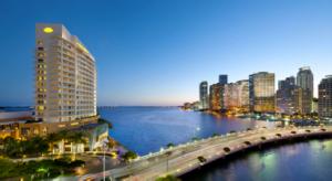 View of Mandarin Oriental in Miami, FL