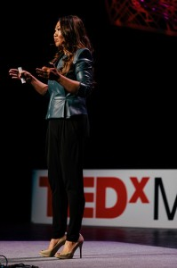 @mssonicflare tedx