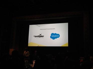 24Notion: Media engagement and sponsor for Oregon Tech Awards 2015