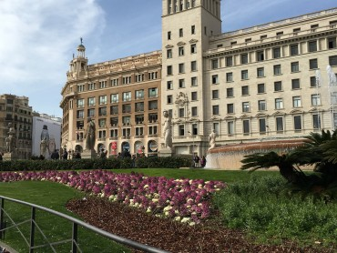 24Notion in Barcelona: Sightseeing and more!