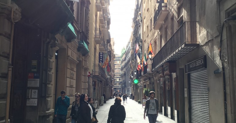 24Notion in Barcelona: La Rambla and Other Must See Spots