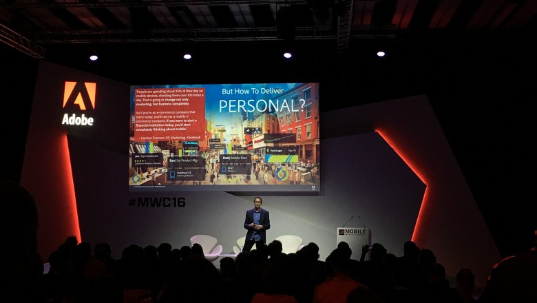 Adobe Session MWC16 Highlights: Mobile is the Strategy